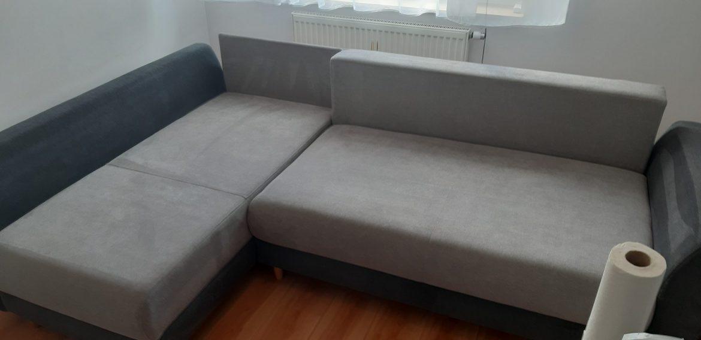 Pranie i czyszczenie tapicerki meblowej - Gdańsk, Gdynia, Sopot.