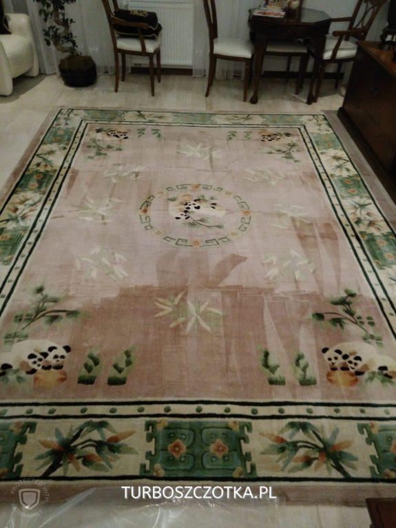 pranie dywanów wełnianych - gdańśk, gdynia, sopot