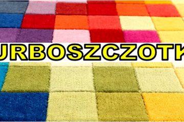 Pranie dywanów Gdańsk - TURBOSZCZOTKA