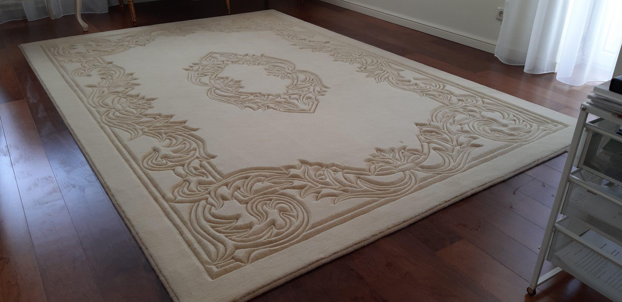 pranie dywanów wełniancyh, tureckich